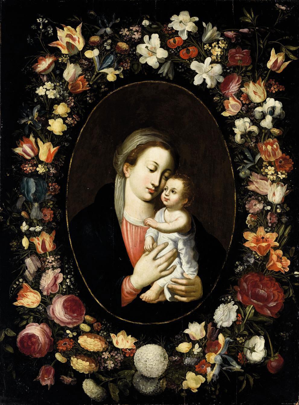 Seguace di Jan Brueghel II