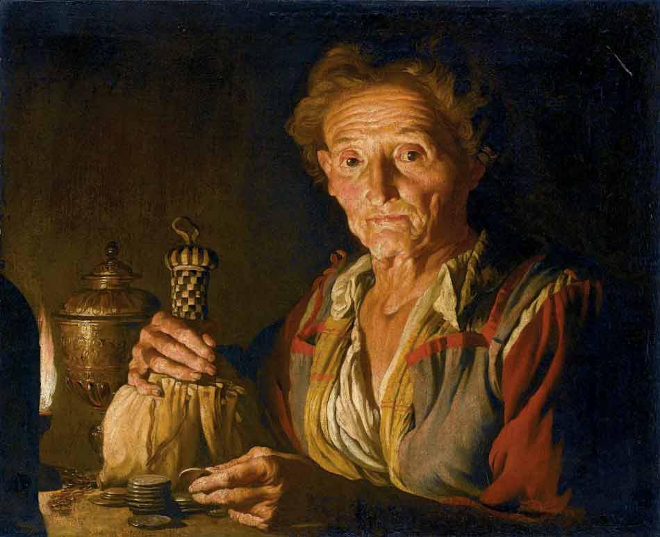 Matthias Stomer (Amersfoort c.