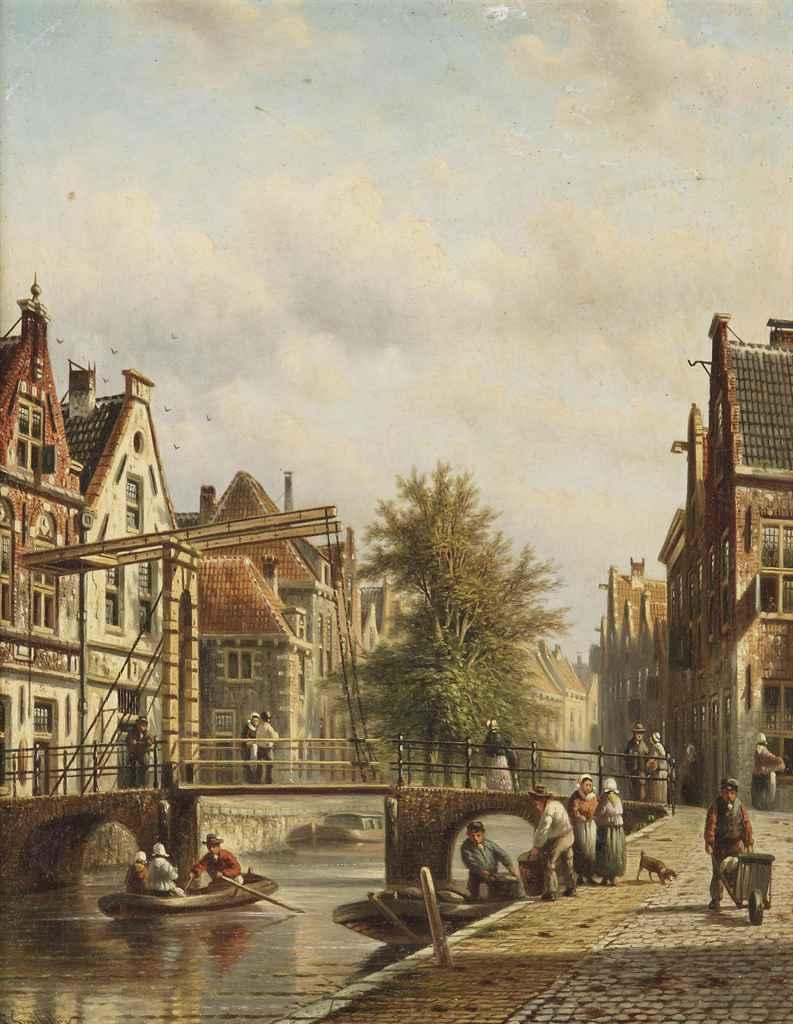 Johannes Franciscus Spohler (1