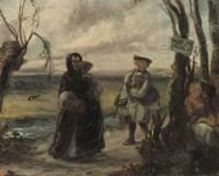 Vrije Jagt en Vissche: Caught in the act
