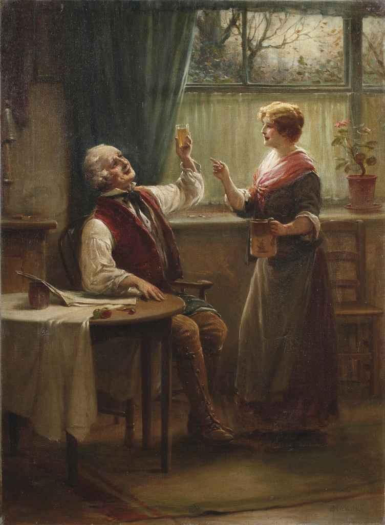 Erskine Nicol (1825-1904)