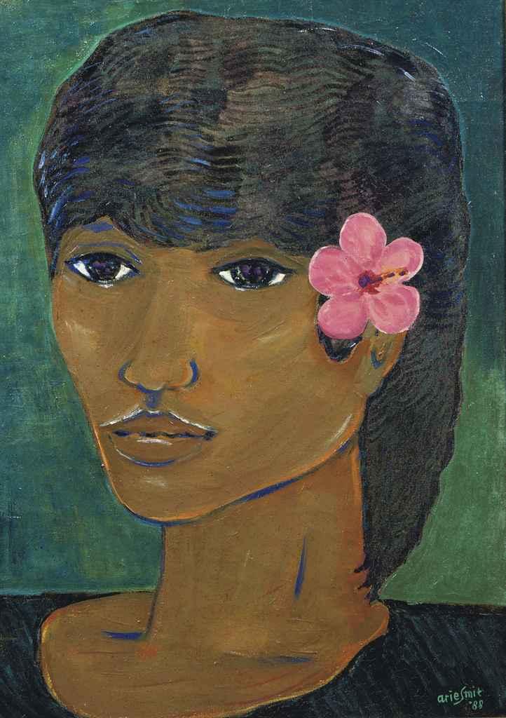 Arie Smit (b. 1916)