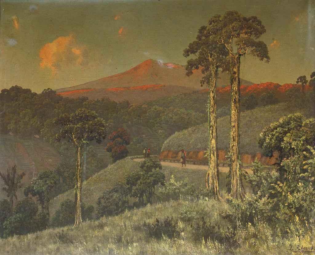 Leo Eland (1884-1952)