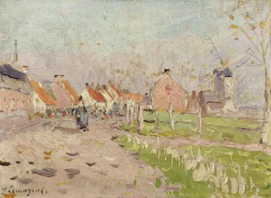 Adrien-Jean le Mayeur de Merpr