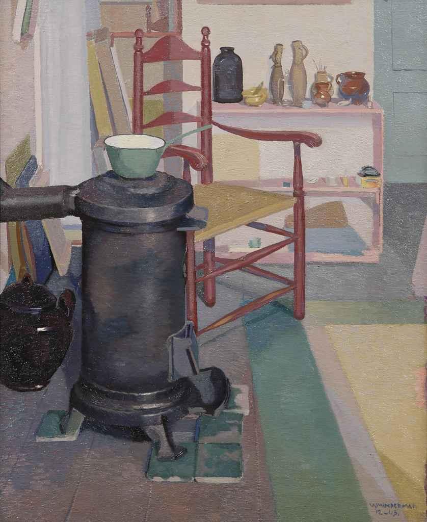 Willem Minderman (1910-1985)