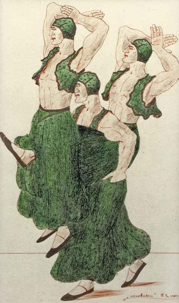 Acrobaten: acrobats