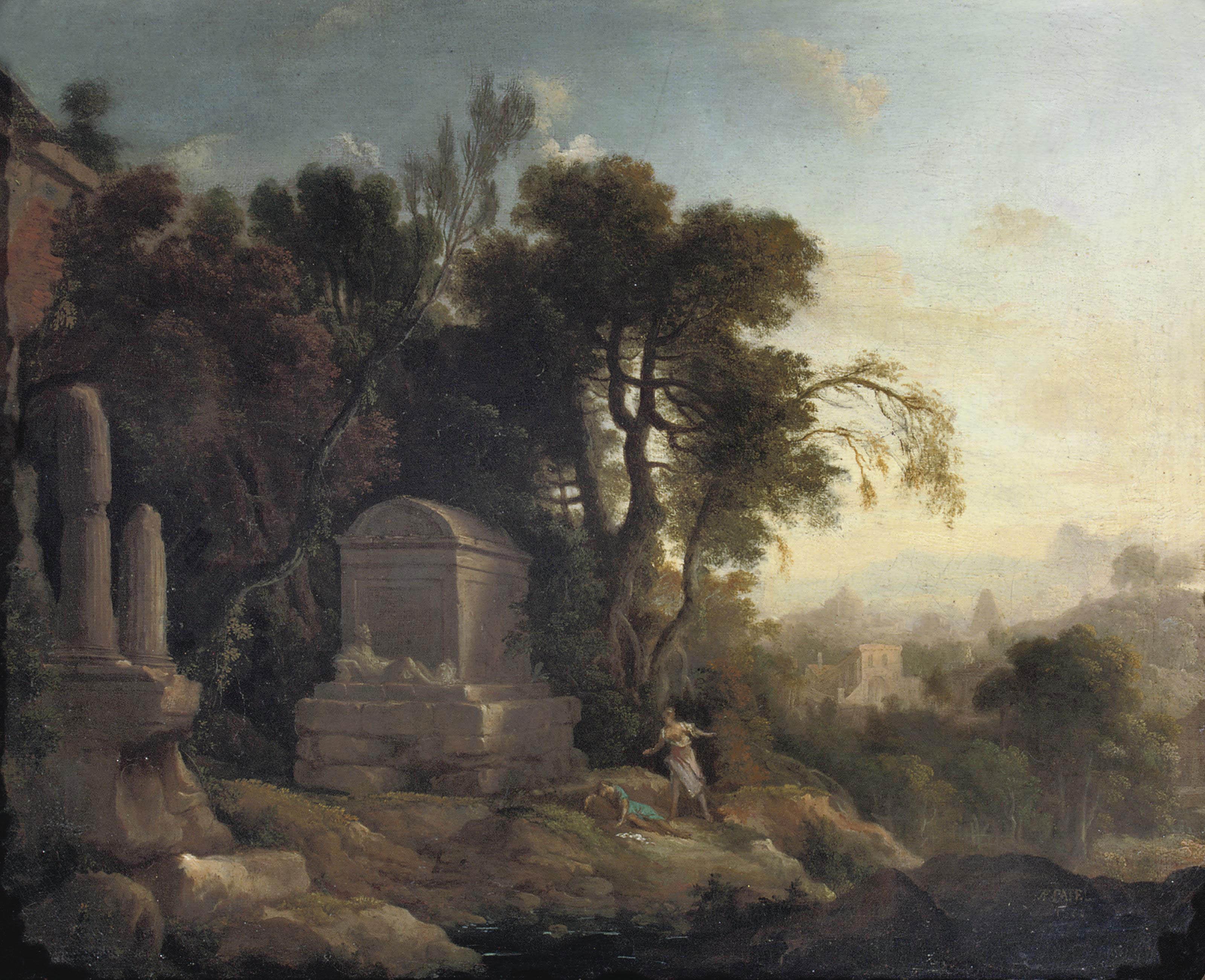 Pierre-Antoine Patel II (Paris 1646-1707)