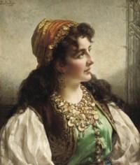 A young gypsy