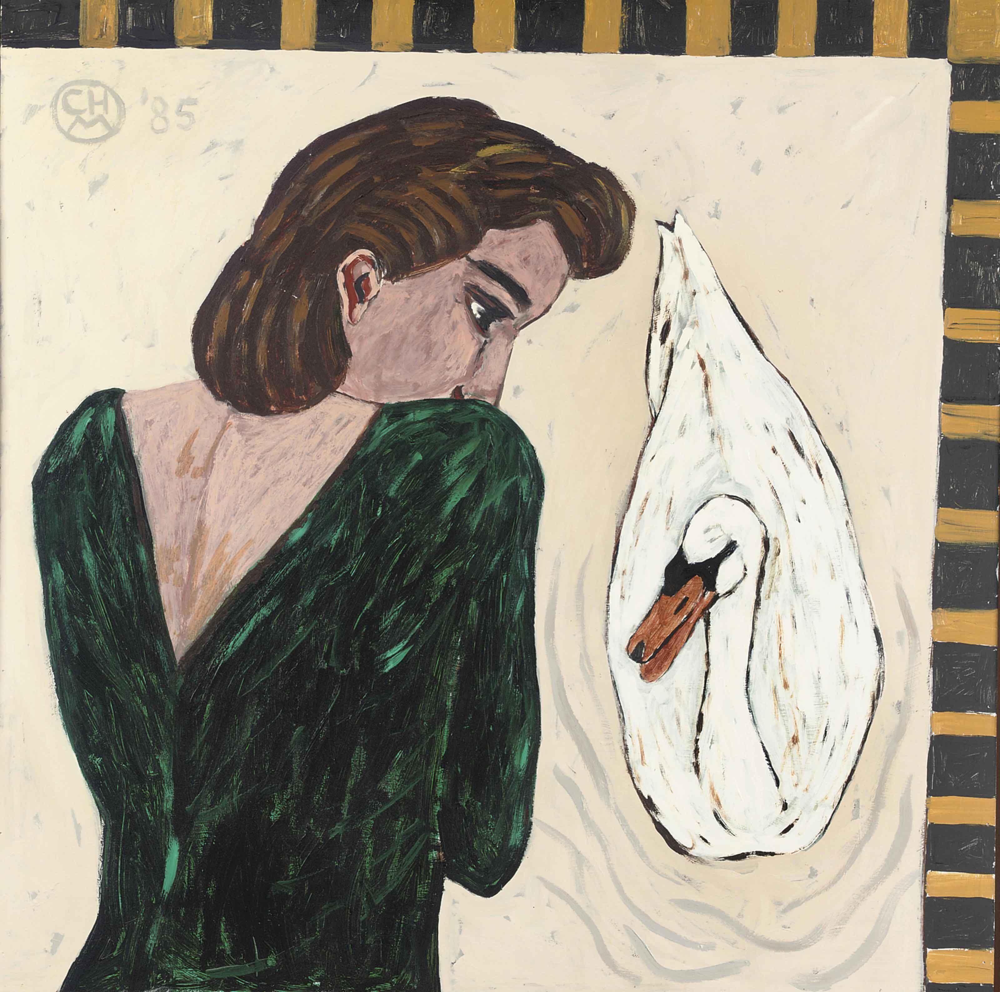 Charlotte Mutsaers (b. 1942)