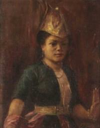 A Batak girl