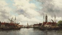 Shipping on the Schelde