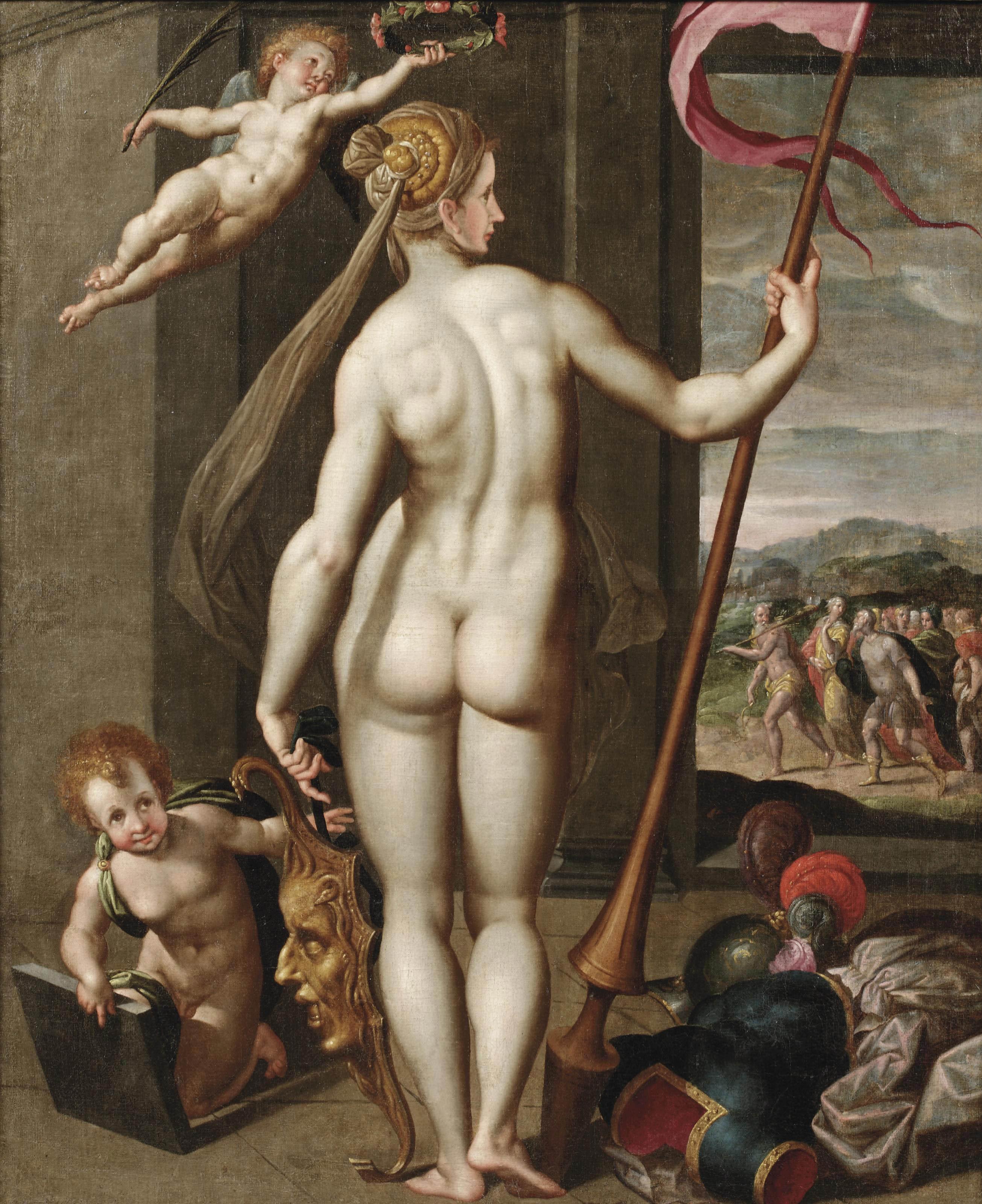 Studio of Jacob de Backer (Antwerp 1540/45-1591/1600)