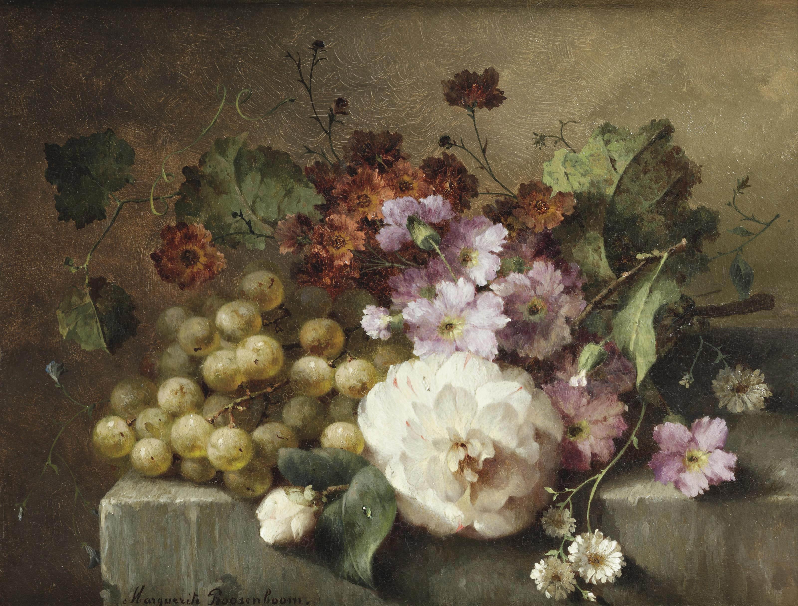 Margaretha Roosenboom (The Hague 1843-1896 Voorburg)