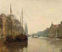 The Oude Schans, Amsterdam