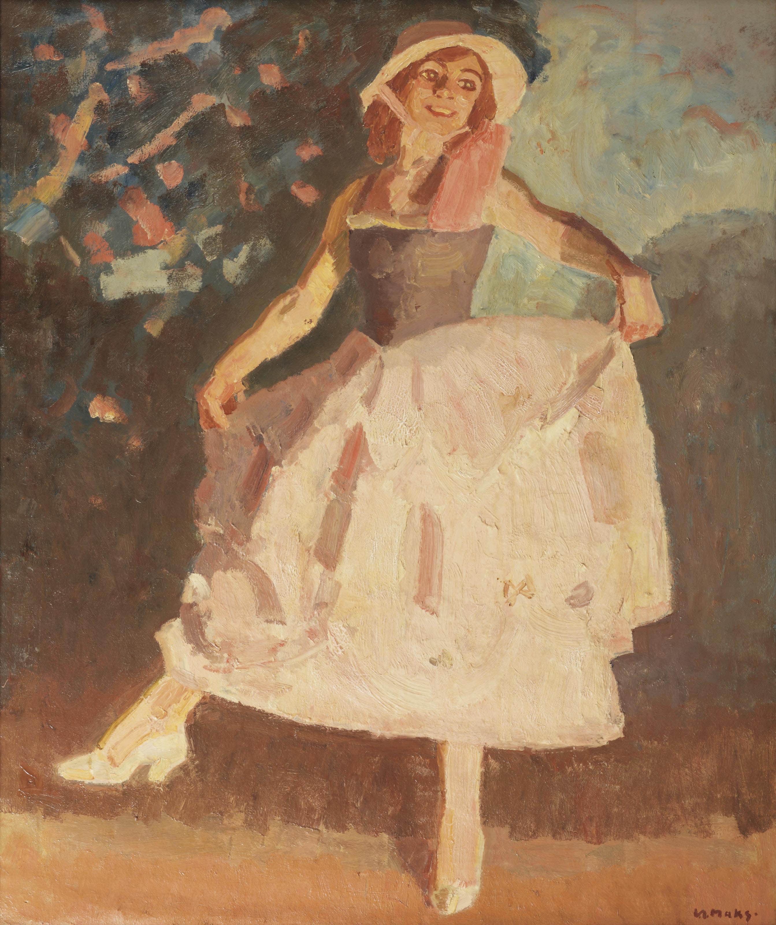 Female dancer