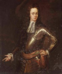 Potrait of young gentleman, three-quarter-length, in armour