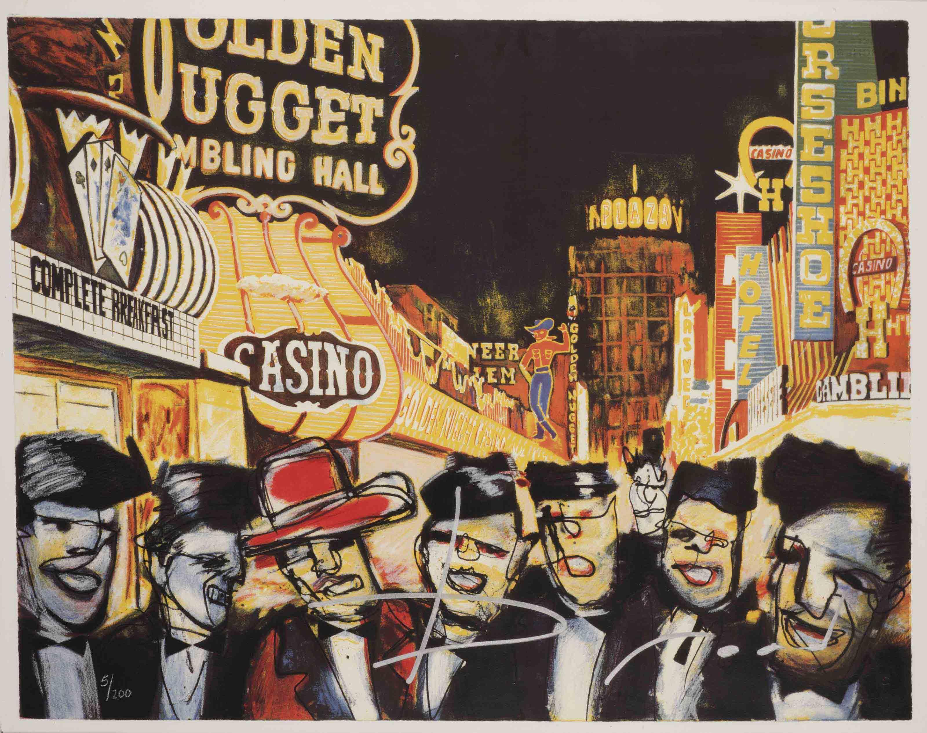 Herman Brood 1946 2001 Casino Christie S