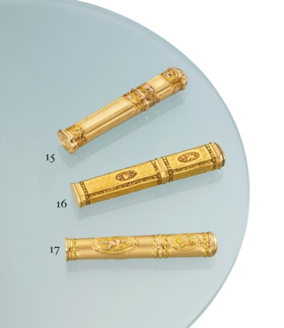 A LOUIS XV VARI-COLOUR GOLD SE