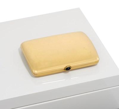 A PORTUGUESE GOLD CIGARETTE-CA