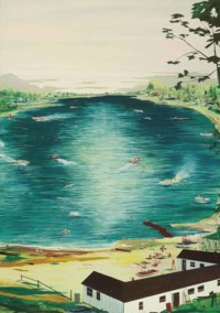 Untitled (Lake)