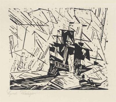 Lyonel Feininger (1871-1958)