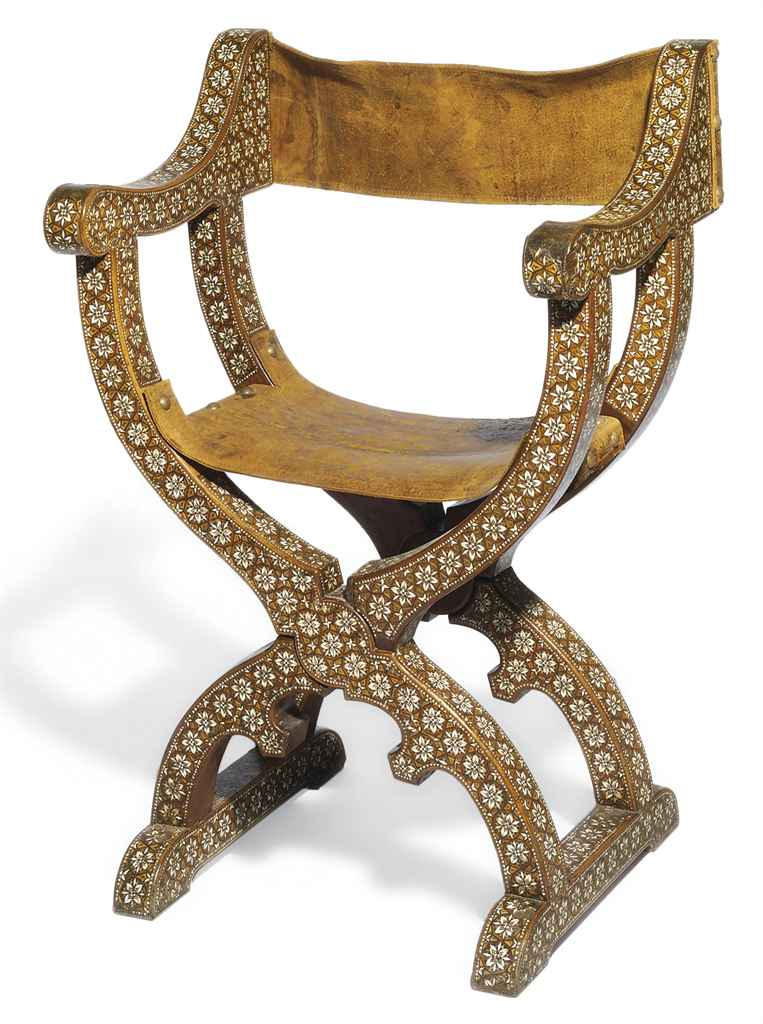 A NASRID OR POST-NASRID CHAIR