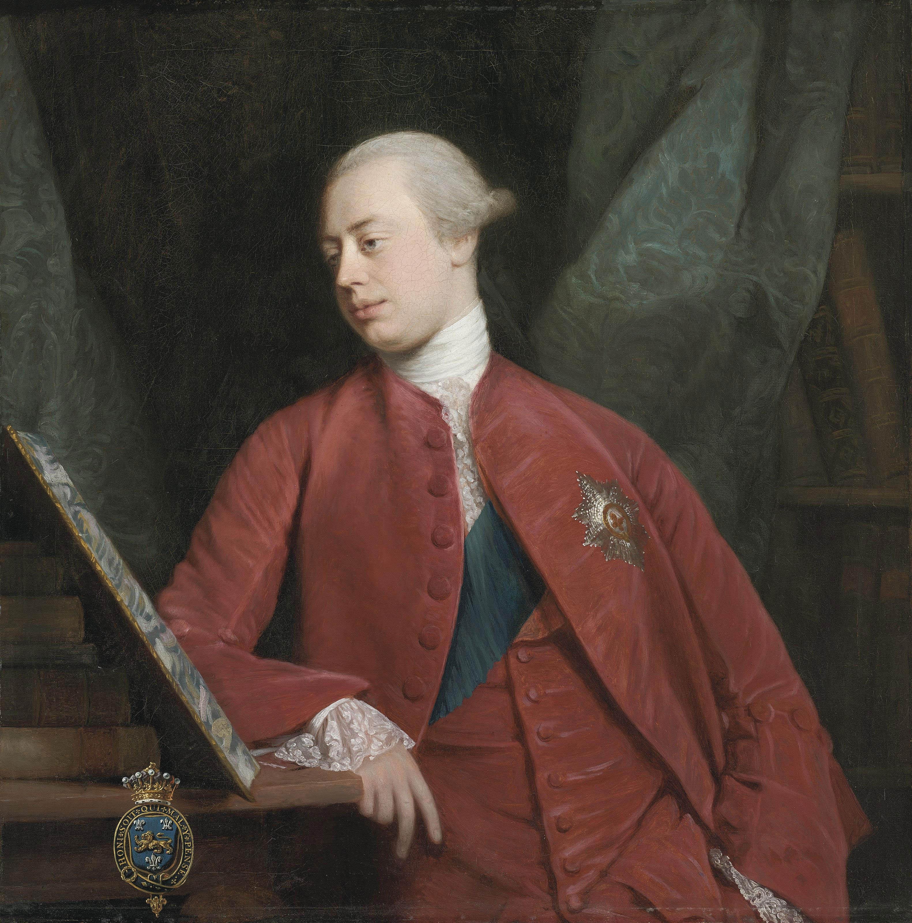 Allan Ramsay, R.A. (Edinburgh