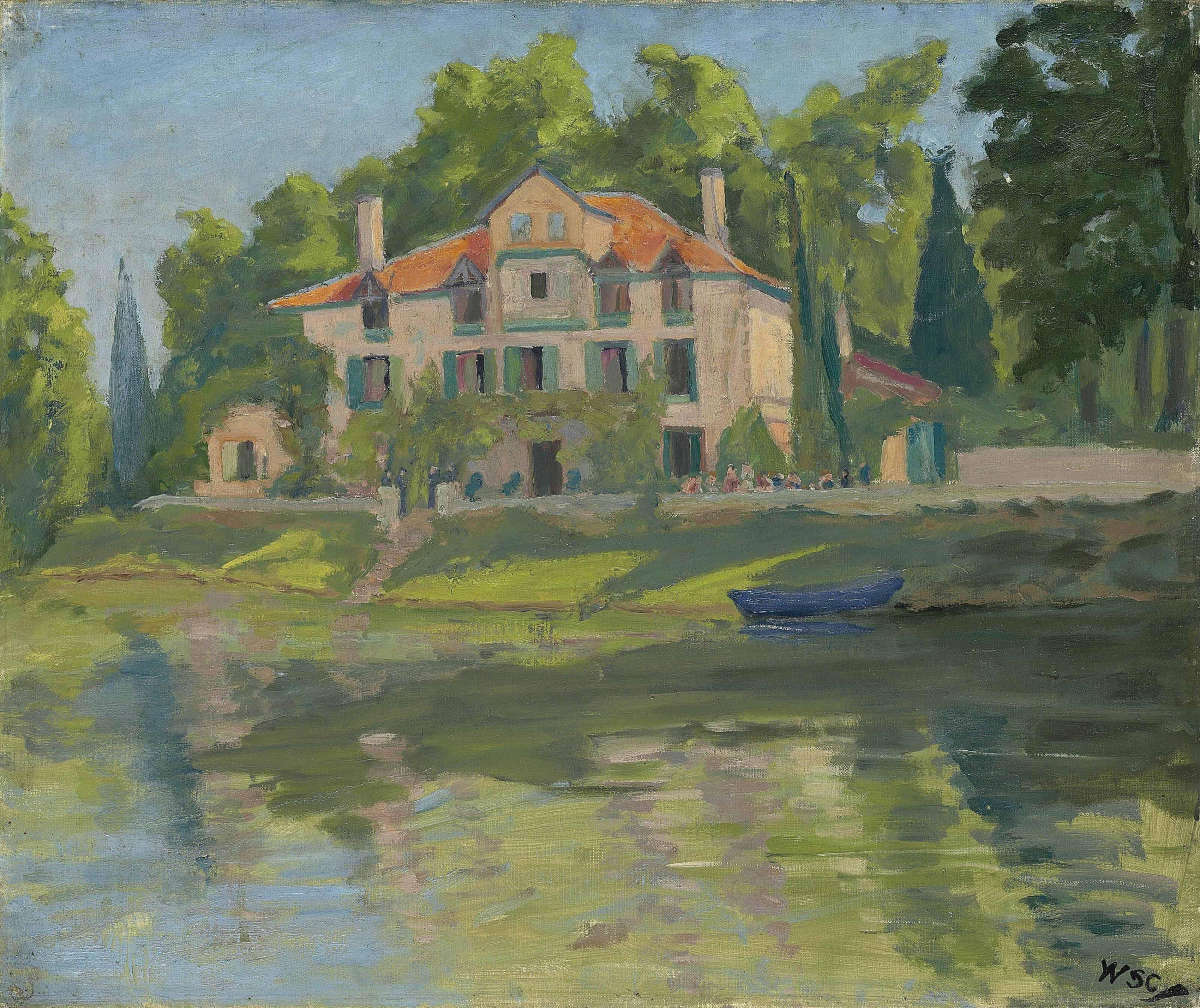 Audio: Sir Winston Churchill's Villa on the Nivelle