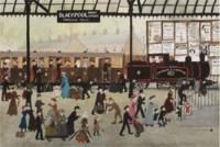 Blackpool Waterloo Station