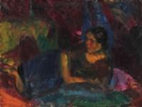 Reclining Figure, Madame Plichta