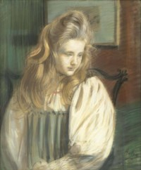 Portrait of Jessie Margery Dunthorne