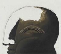 Schwarzer Kopf