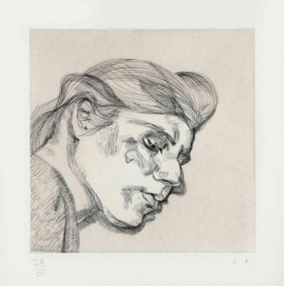 Lucian Freud (b. 1922)