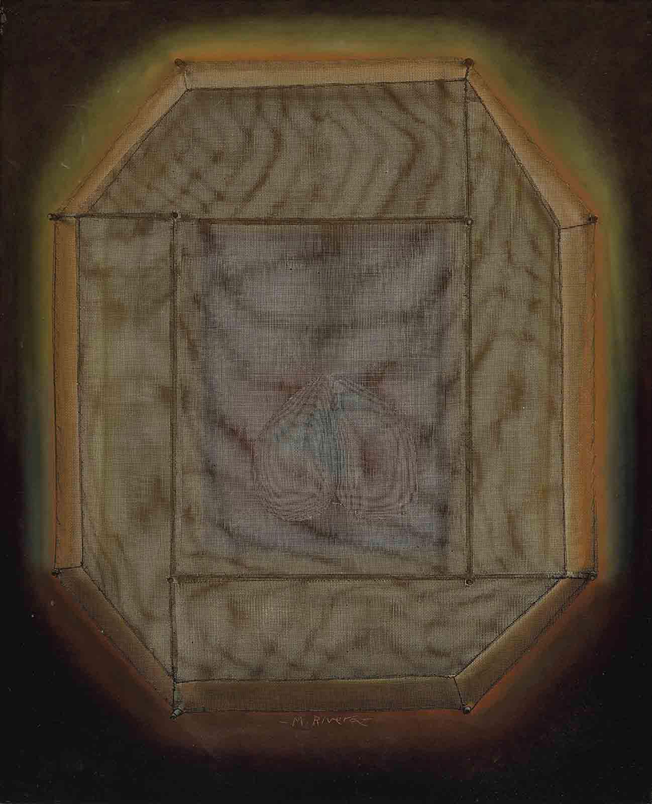 Espejo Mutante No. 5 (Mutant Mirror No. 5)
