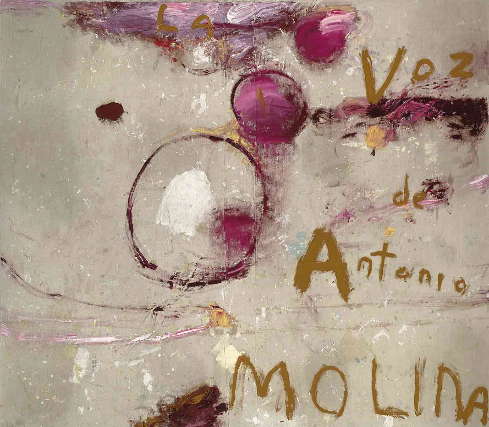 Lo Voz de Antonio Molina (The Voice of Antonio Molina)