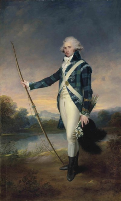 Sir William Beechey, R.A. (Bur