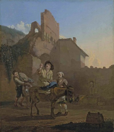 Karel Dujardin (Amsterdam 1626