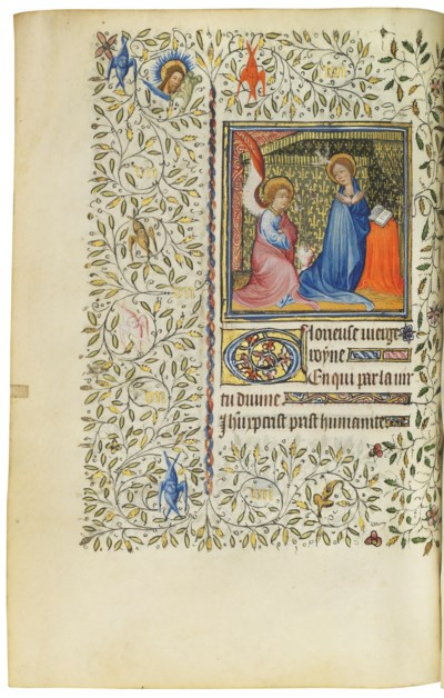 THE AVIGNON HOURS, use of Pari