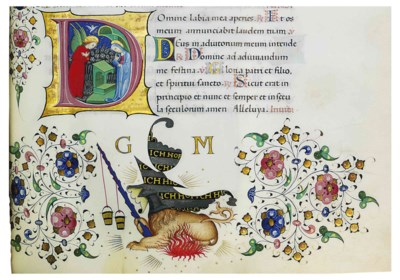 THE GREAT HOURS OF GALEAZZO MA