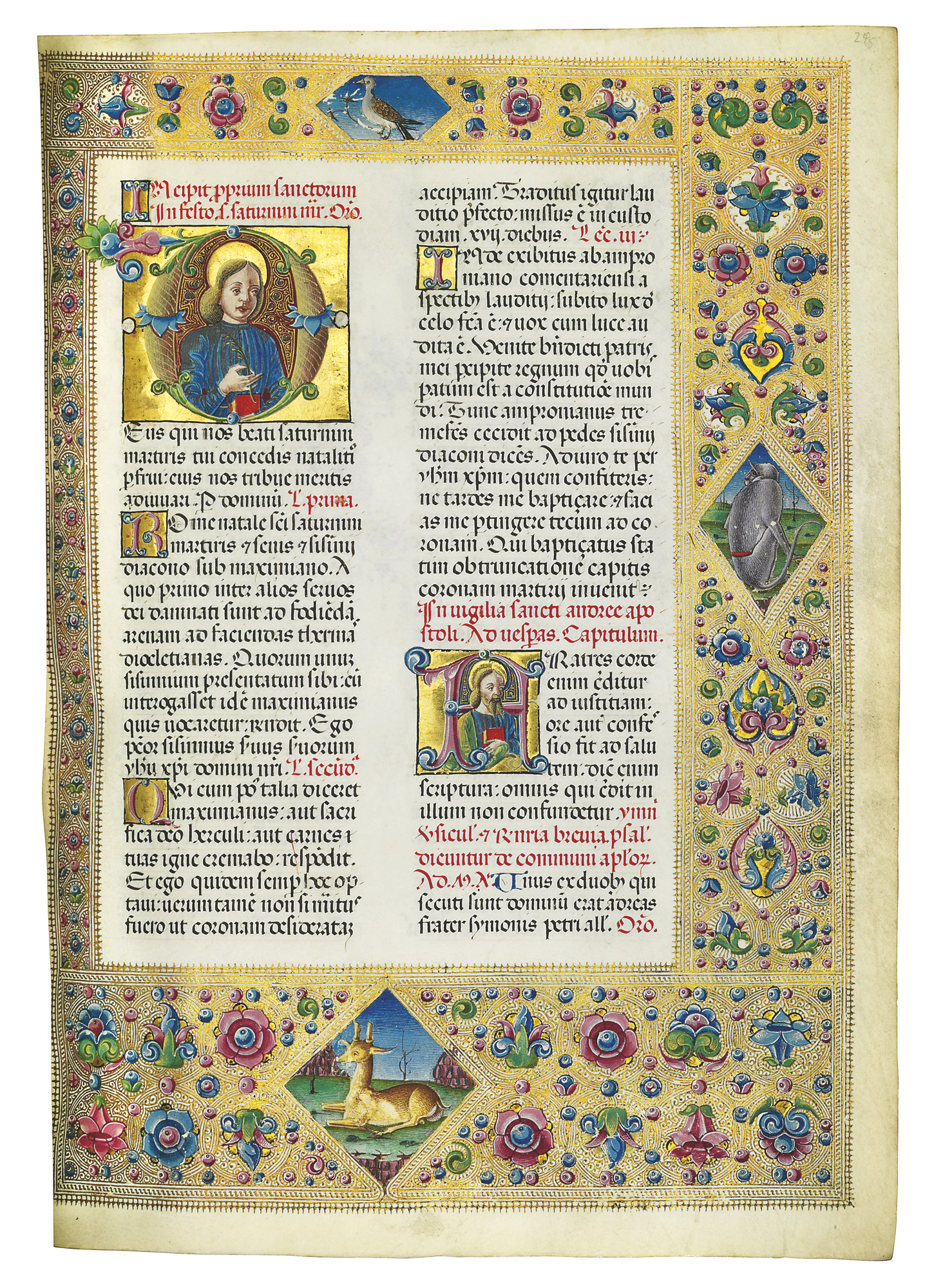 THE LIBANORI BREVIARY, use of