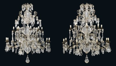 A PAIR OF NORTH ITALIAN SILVER