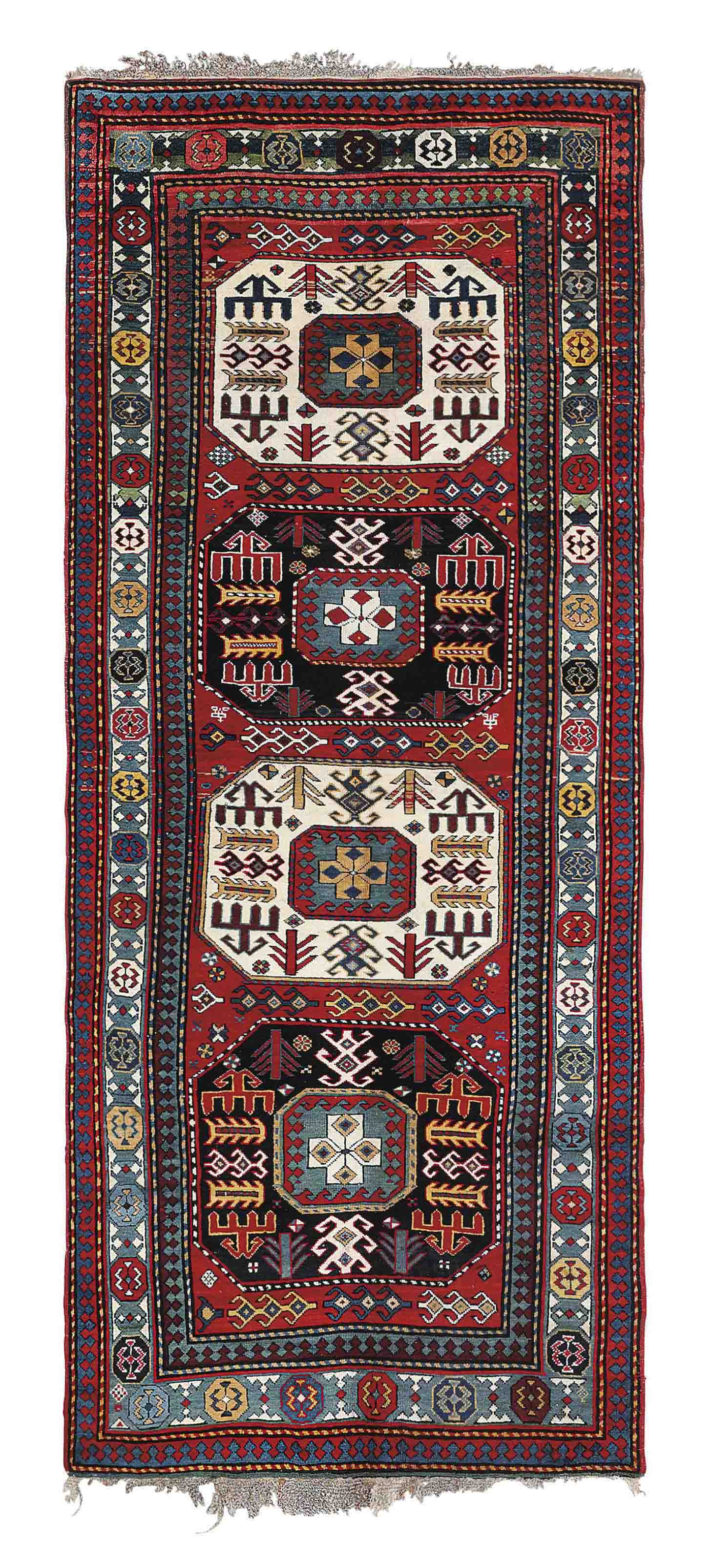 A CHAJLI LONG RUG