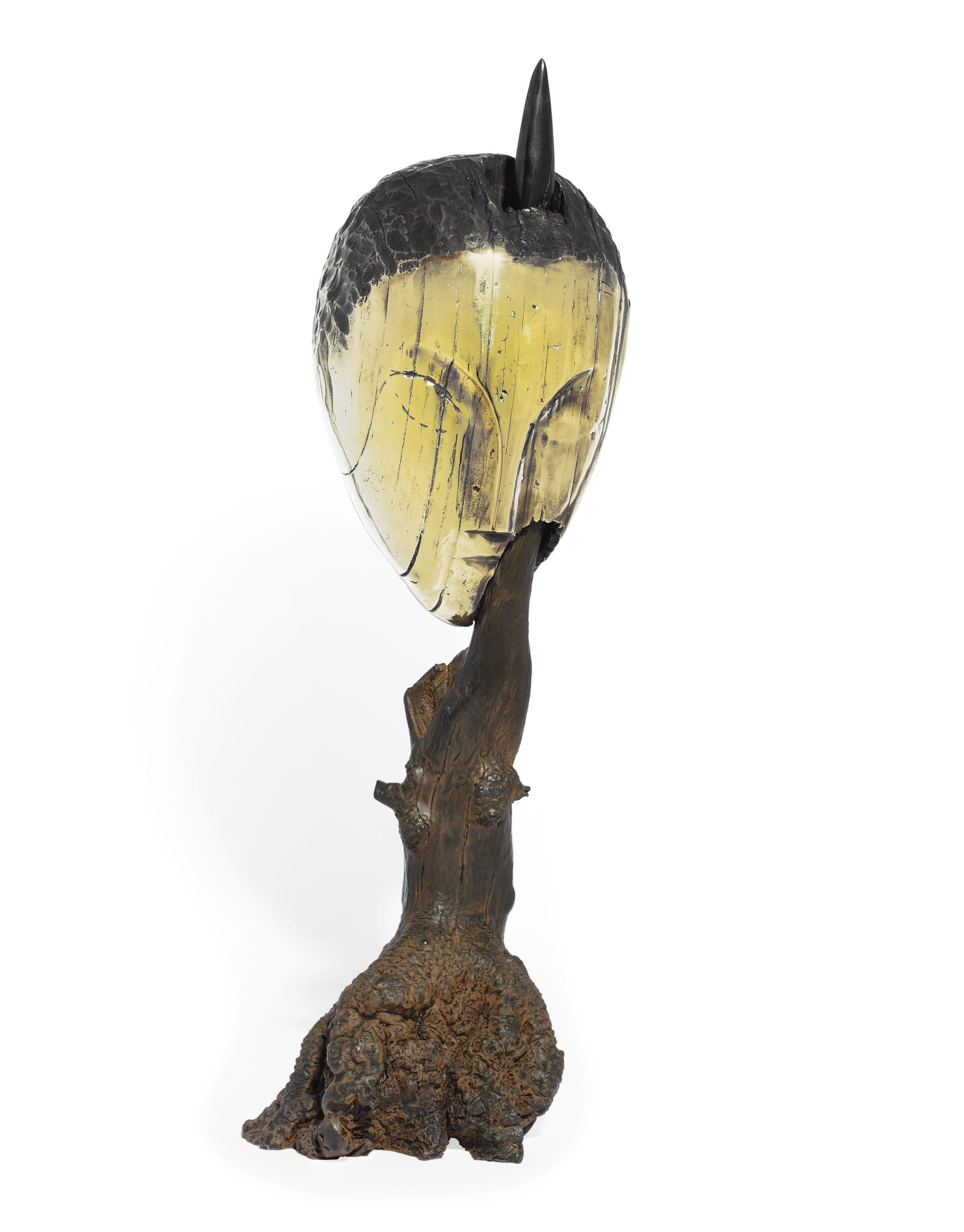 Phineas (after Brancusi)
