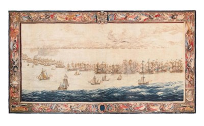AN ENGLISH HISTORICAL TAPESTRY