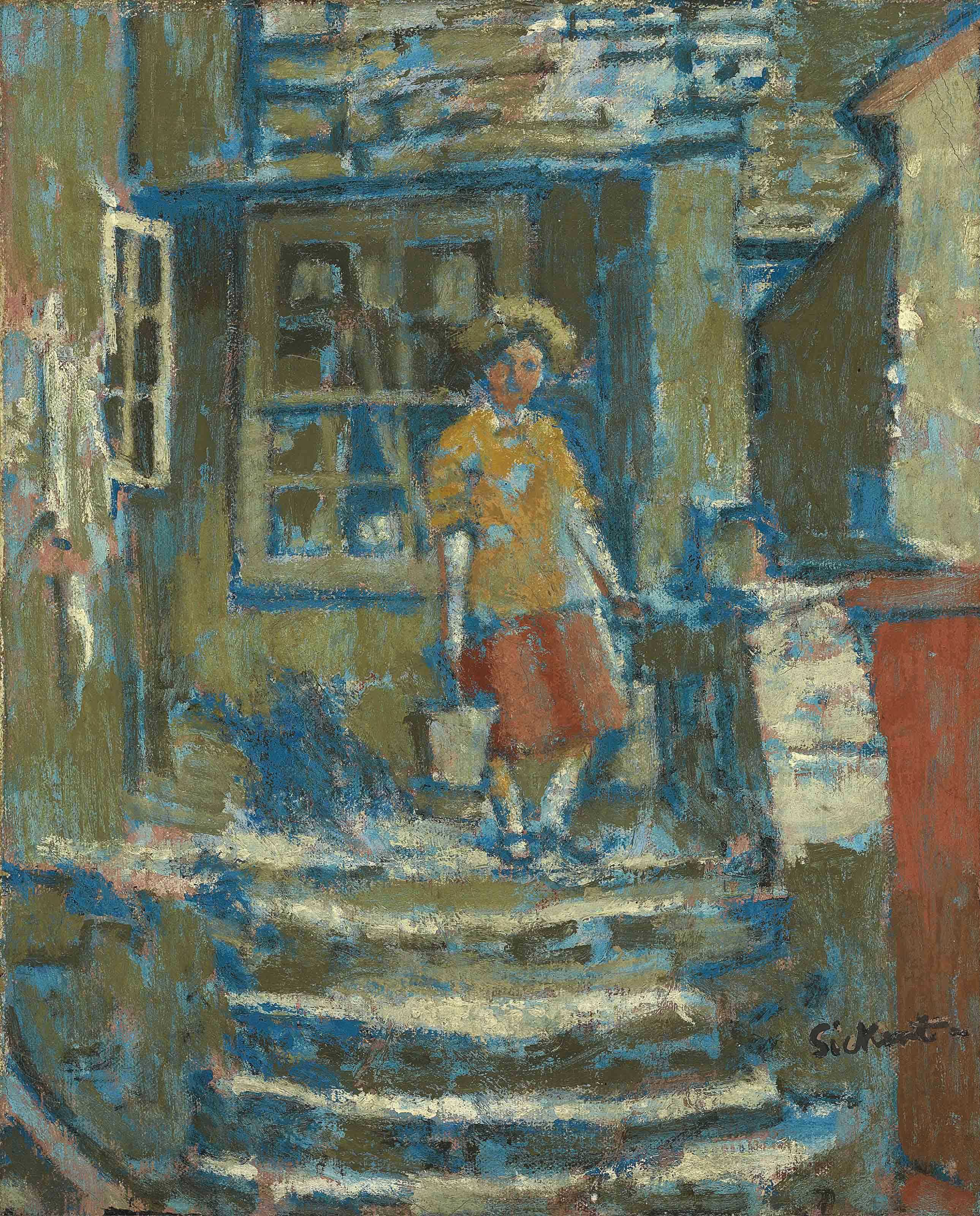 Walter Richard Sickert, A.R.A. (1860-1942)