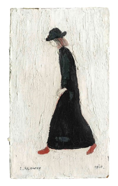 Laurence Stephen Lowry, R.A. (
