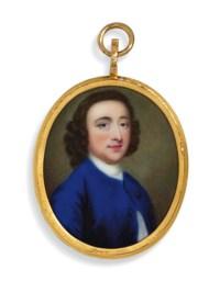 GERVASE SPENCER (BRITISH, 1715-1763)