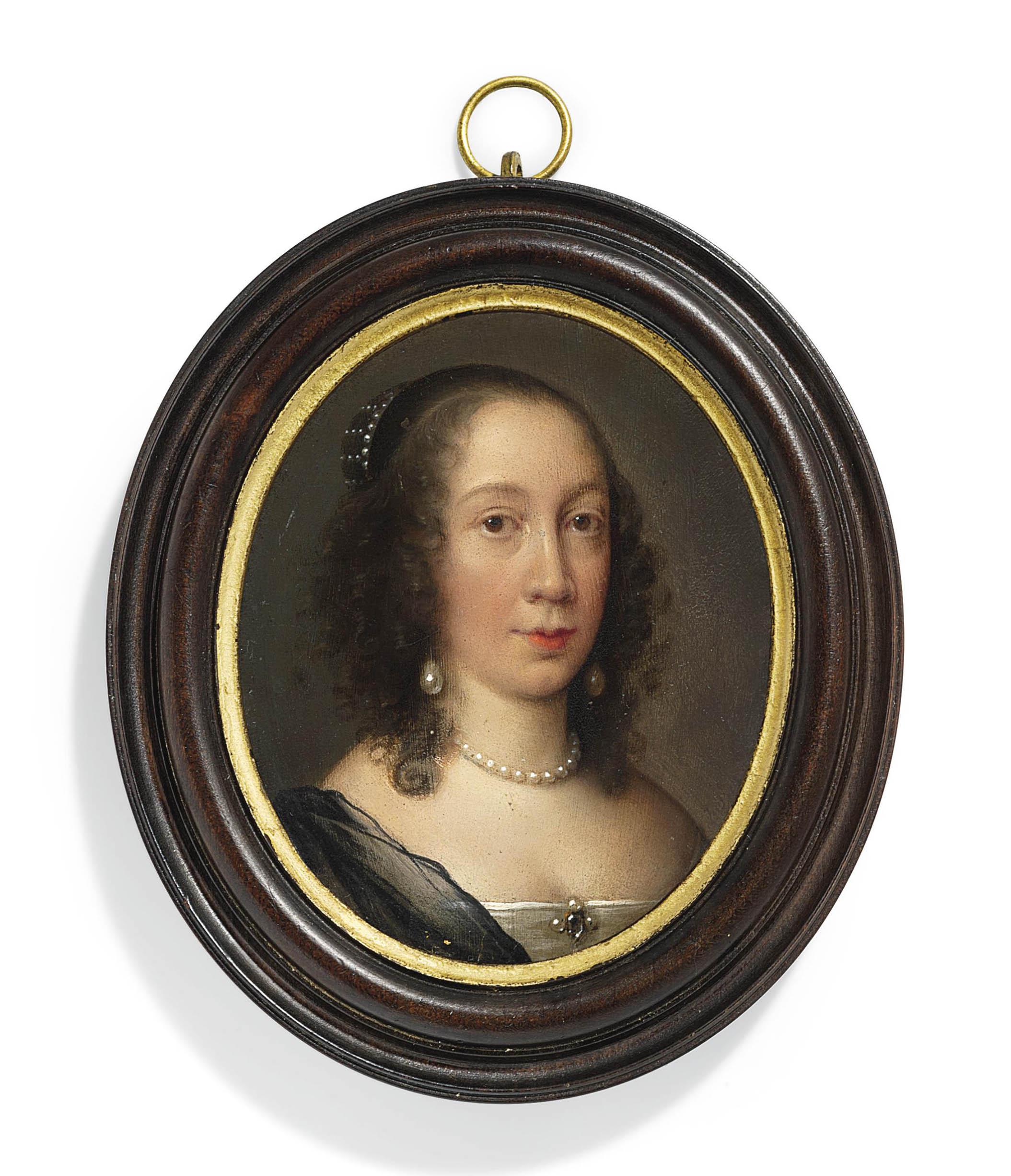 CORNELIS JONSON VAN CEULEN (ANGLO-DUTCH, 1593-1661/2)