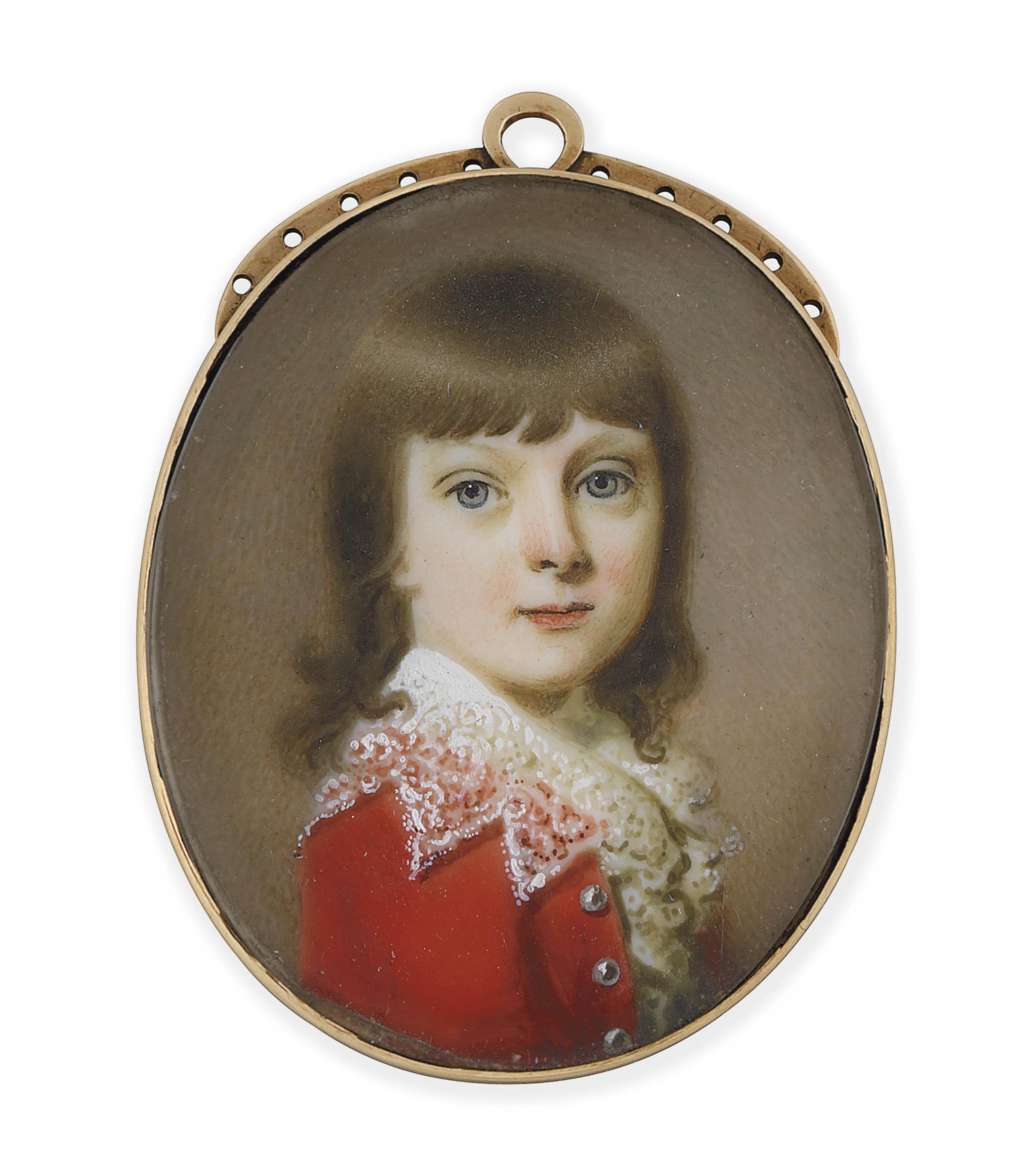 ABRAHAM DANIEL (BRITISH, C. 1750-1806) OR JOSEPH DANIEL (BRITISH, C. 1760-1803)