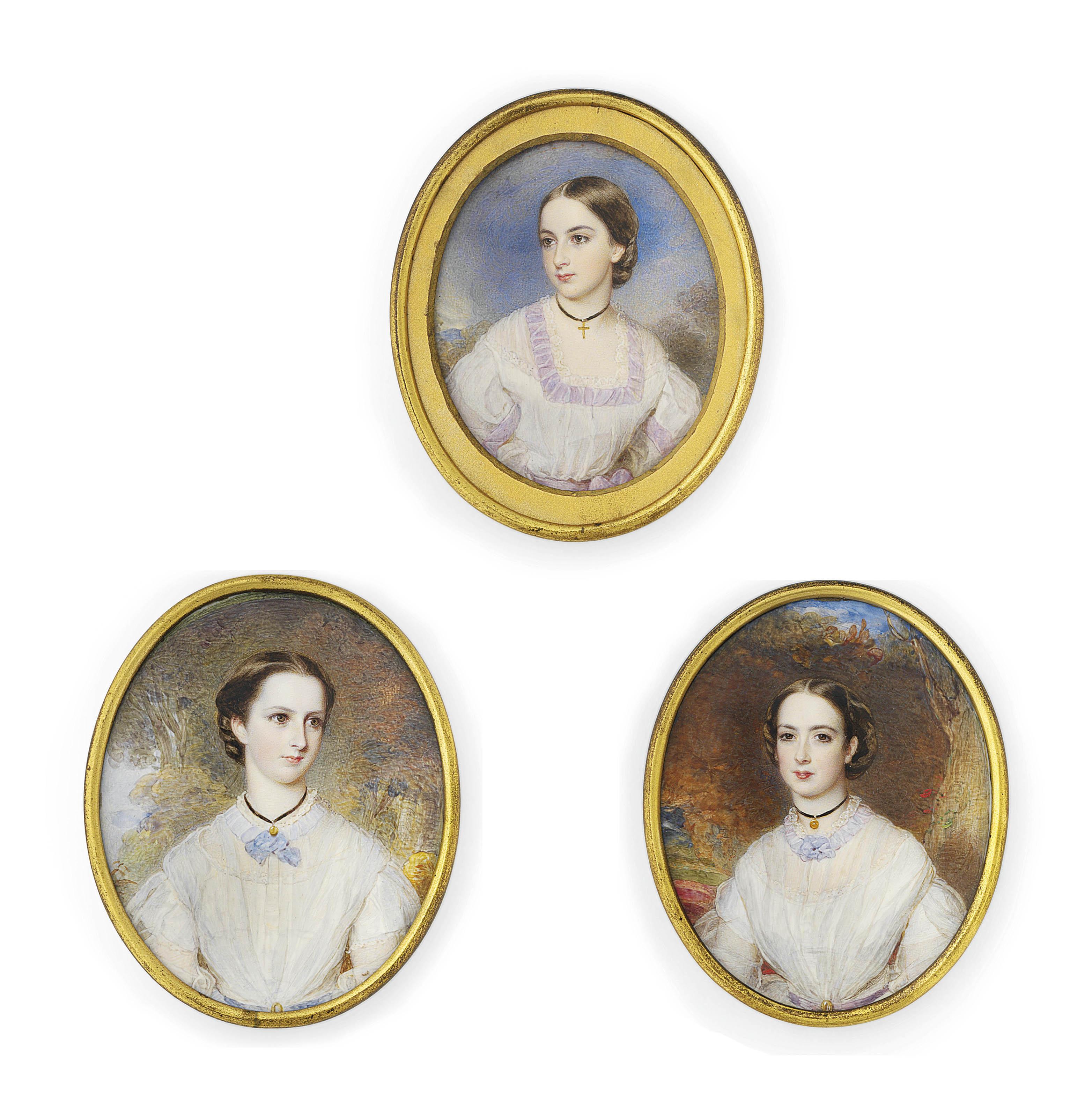 REGINALD EASTON (BRITISH, 1807-1893)
